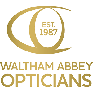Waltham Abbey Opticians Mobile Retina Logo